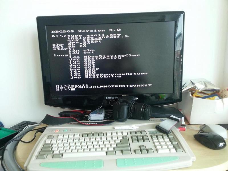 Print 26 Uppercase Letters using 6502 Assembler on 8-bit Famicom